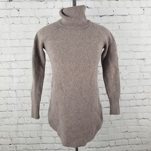 WILFRED FREE | turtleneck 100% merino wool sweater